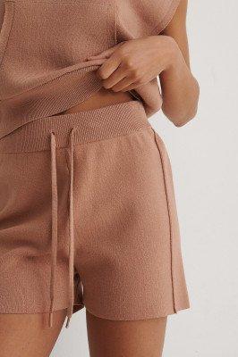 Mango MANGO Lunera Shorts - Pink