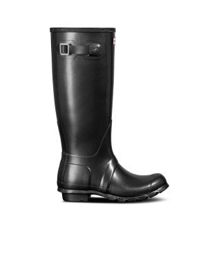 Hunter Boots Women's Pearlised Tall Wellington Boots