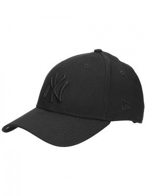 new era New Era Essential 9Forty New York Yankees Cap zwart