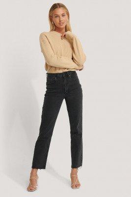 AFJ x NA-KD AFJ x NA-KD Jeans - Black