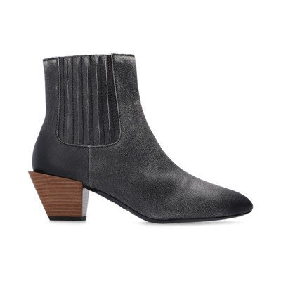 Diesel D-Texanne heeled ankle boots