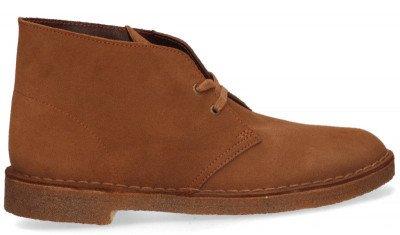 Clarks Clarks Desert Boot Cognac Heren Veterboots