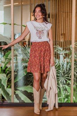 Femme9 Femme9 Shirt / Top Wit Lady