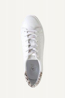 Poelman Poelman Sneaker Wit LPTITULAR-15POE