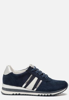 marco tozzi Marco Tozzi Sneakers blauw