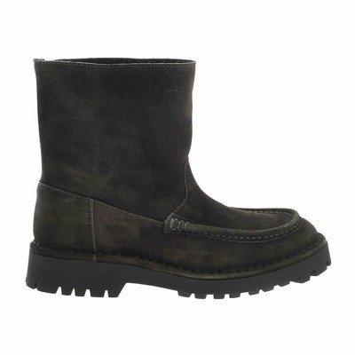 Kenzo K-Mount Low Top Boots