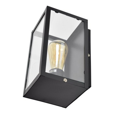 Urban Interiors Urban Interiors wandlamp 'Loft', kleur Vintage Black