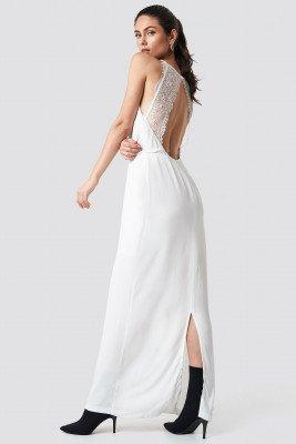 Samsoe & Samsoe Willow Dress Long - White