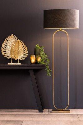 Light en Living Light & Living Vloerlamp 'Jamiri', antiek brons