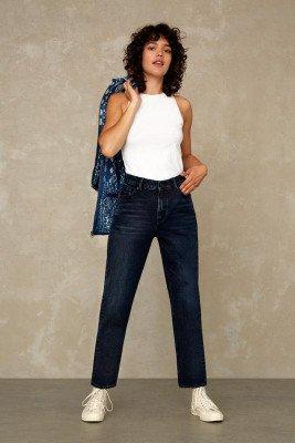 Kings of indigo Kings of Indigo - CAROLINE jeans Female - Black