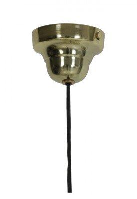Light en Living Light & Living Hanglamp 'Vedhira' 40.5cm, kleur Brons