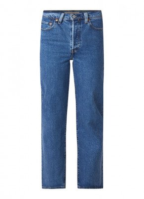 Levi's Levi's Georgie high waist straight fit cropped jeans