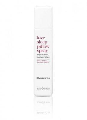 This Works This Works Love Sleep Pillow Spray - intieme bed mist