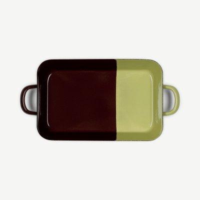 MADE.COM Riess braadpan van geemailleerd porselein
