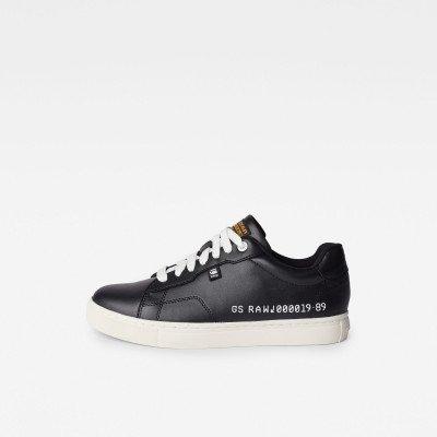 G-Star RAW Cadet Basic Q2 Sneakers - Zwart - Dames