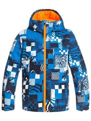 Quiksilver Quiksilver Morton Jacket blauw