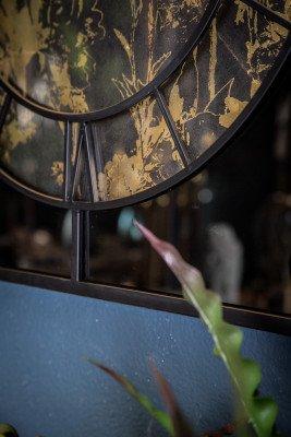 PTMD PTMD Klok 'Djay', Metaal, 72cm, kleur Goud