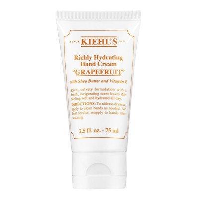Kiehls Kiehl's Richly Hydrating Grapefruit Handcrème 75 ml