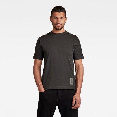 G-Star RAW Raw Construction OD Loose T-Shirt - Zwart - Heren