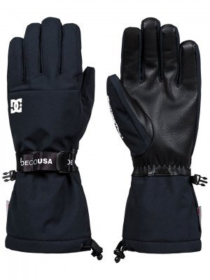 DC DC Legion 30K Sympatex Gloves zwart
