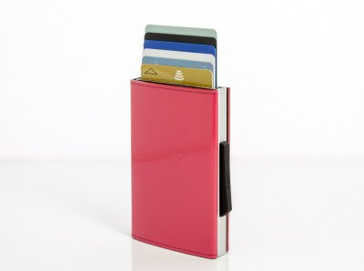 Ogon Designs Ogon Cascade Wallet Leather Raspberry