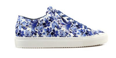 Mascolori Delftsblauw Sneaker