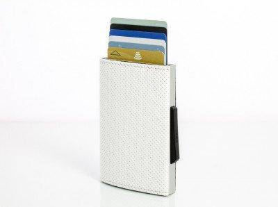 Ogon Designs Ogon Cascade Wallet Traforato White