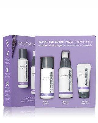 Dermalogica Dermalogica - Sensitive Skin Rescue Kit - 50 ml + 50 ml + 15 ml