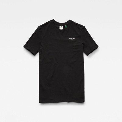 G-Star RAW Slim Base T-Shirt - Zwart - Heren