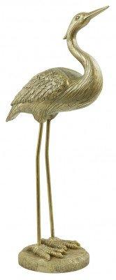 Light en Living Light & Living Ornament 'Crane' 67cm