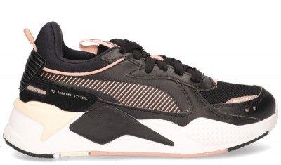 Puma Puma RS-X Mono Metal 374669-01 Damessneakers