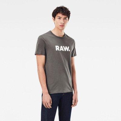 G-Star RAW Holorn T-Shirt - Grijs - Heren