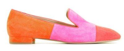 Nalini Nalini 2561N Orange/Pink Damesloafers