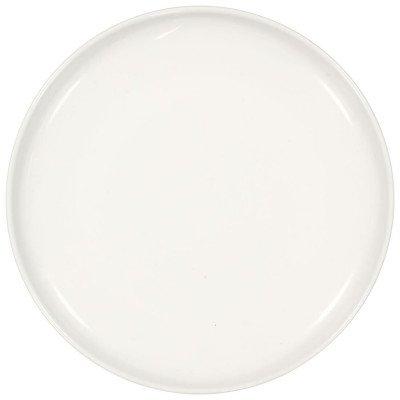 HEMA HEMA Dinerbord - 26 Cm - Rome - New Bone - Wit (wit)