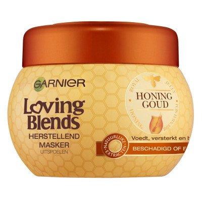 Garnier Garnier Loving Blends Honing Goud Haarmasker 300ml
