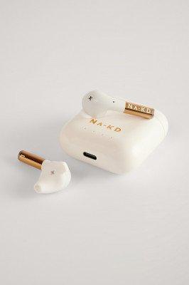 Defunc x NA-KD Defunc x NA-KD NA-KD Wireless Headphones - White