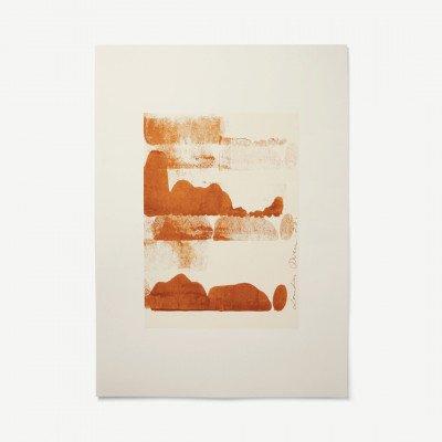 MADE.COM Earth 02 door LouLou Avenue, print, 50 x 70 cm