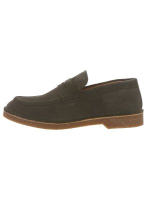SELECTED HOMME SHOES SELECTED HOMME SHOES SLHRIGA SUEDE LOAFER W
