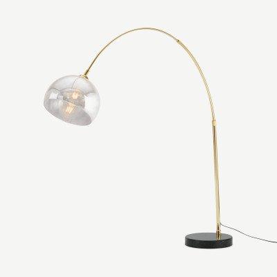 MADE.COM Bow grote booglamp