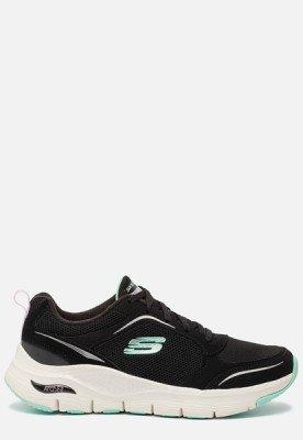 Skechers Skechers Arch Fit Gentle Stride sneakers zwart