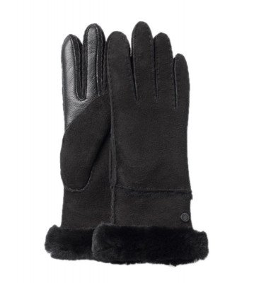 UGG UGG Slim Tech Zwart Dames Handschoenen