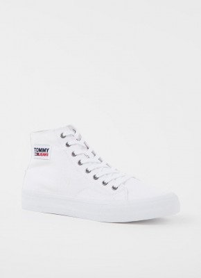 Tommy Hilfiger Tommy Hilfiger Sneaker van canvas met logo