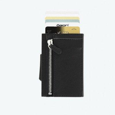 Ogon Designs Ogon Cascade Zipper Wallet Full Black