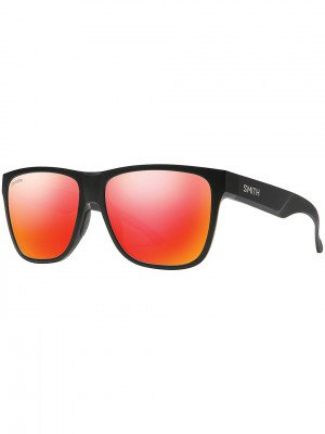 Smith Smith Lowdown XL 2 Matte Black Sunglasses zwart