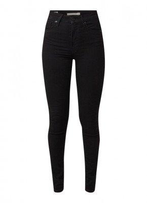 Levi's Levi's Levi's Mile high waist super skinny fit jeans met stretch