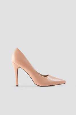 NA-KD Shoes Pumps - Pink,Beige,Nude