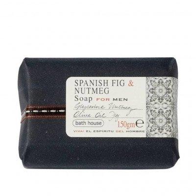 Bath House Bath House Lichaamszeep Spanish Fig & Nutmeg