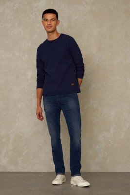 Kings of indigo Kings of Indigo - CHARLES jeans Male - Darkblue