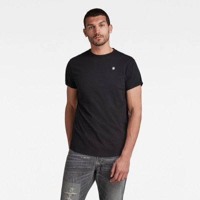 G-Star RAW Lash T-Shirt - Zwart - Heren