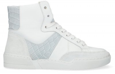 Tango Witte Tango Hoge Sneakers Brooke 8-b Kk